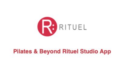 La première appli Pilates en France by Studio Rituel
