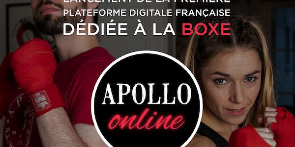 La 1ère plateforme digitale française dédiée à la boxe!