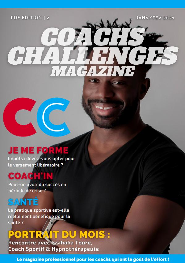 Coachs Challenges n°30 – Janvier/février 2021