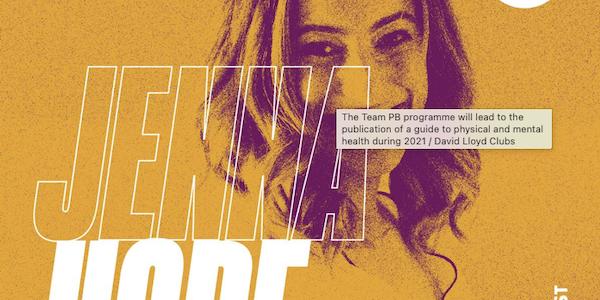 David Lloyd Clubs lance le programme «Team PB» pour lutter contre les effets négatifs des confinements !