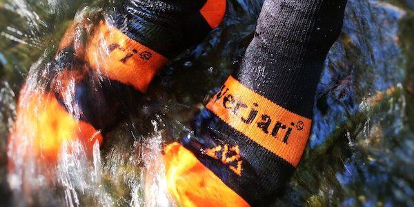 Verjari, Les chaussettes imperméables qui gardent les pieds au sec dans toutes les conditions !