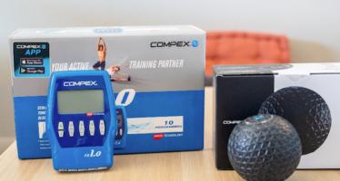 COMPEX lance le pack fitness débutant !
