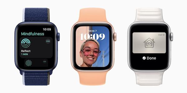 Apple ajoute de nouvelles fonctions de santé à watchOS !