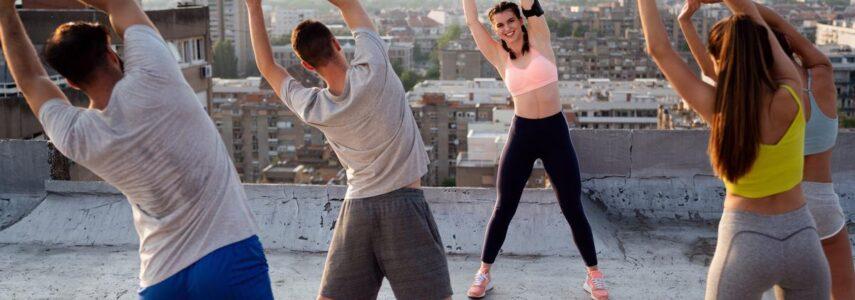 Une enquête confirme l'utilisation massive du fitness digitale !