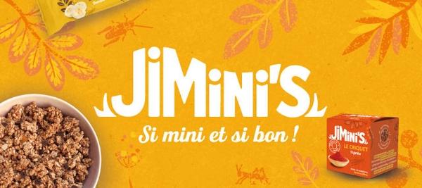 A TAVOLA ! Les pâtes aux insectes Jimini's débarquent dans nos assiettes !